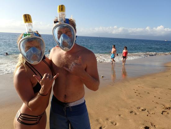 snorkel mask 3