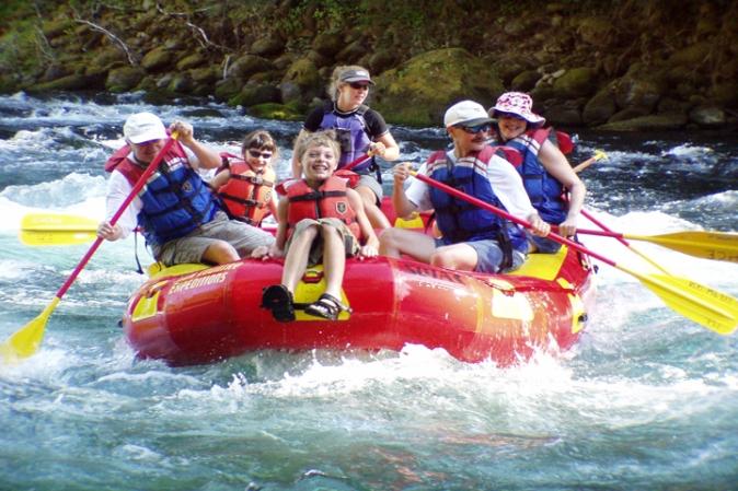 rafting kids 3